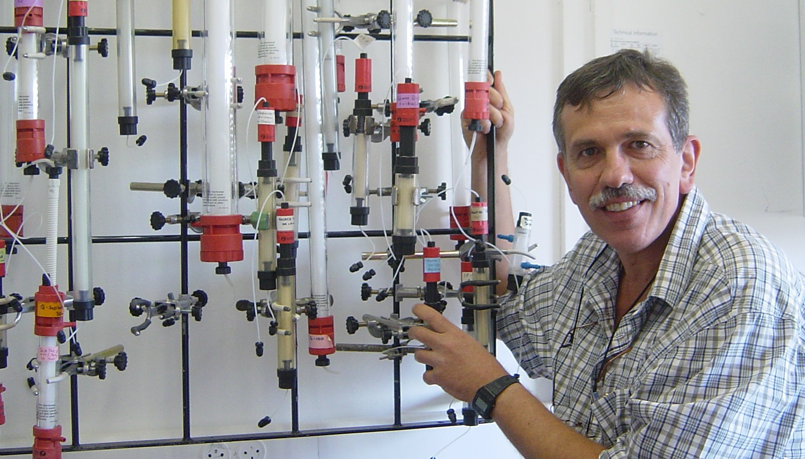 Disulfide linkage analysis study